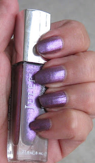 Taurus nail polish by Julep