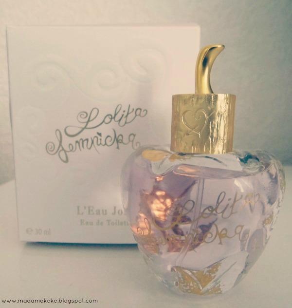 Lolita Lempicka - L`Eau Jolie Parfum Review 2