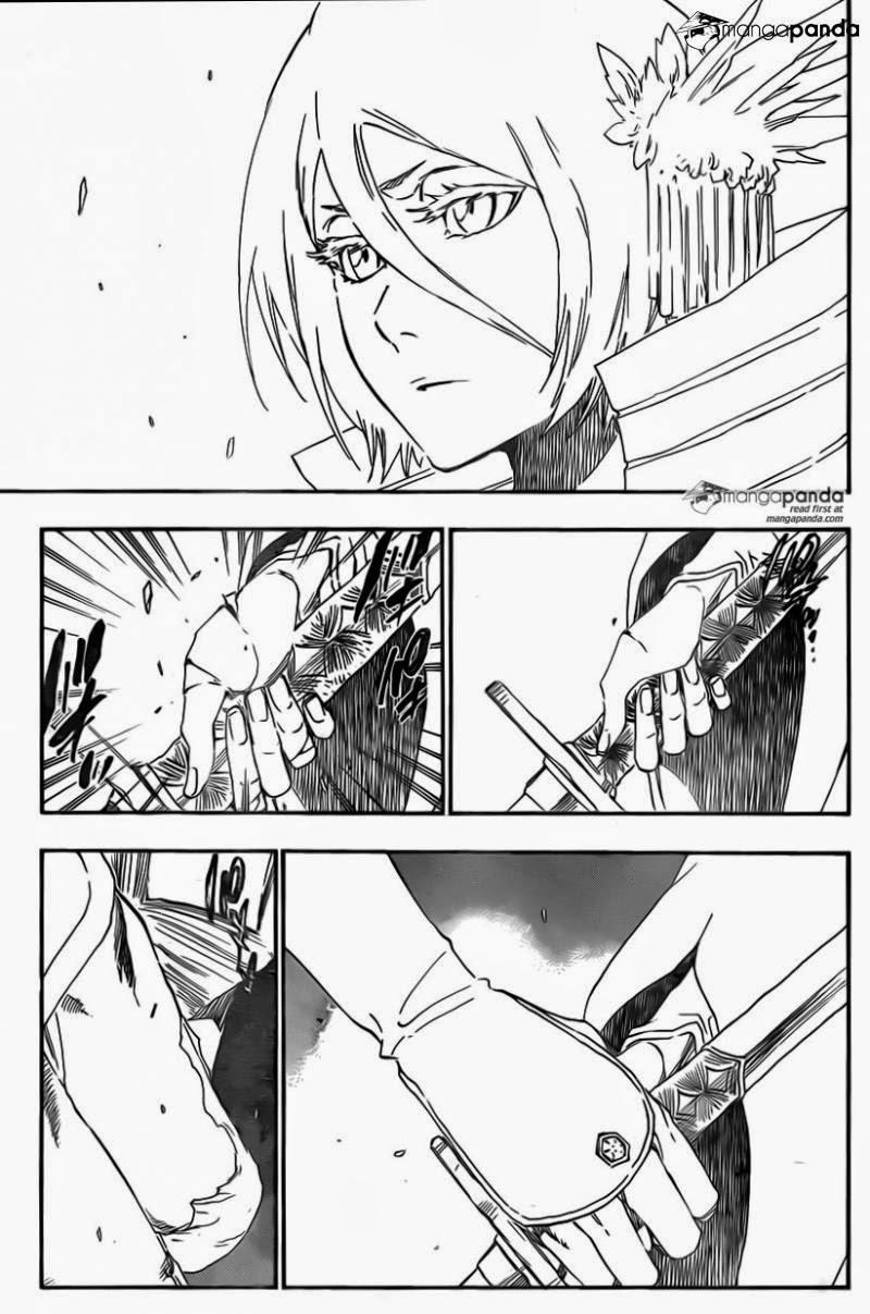 Bleach chapter 570 trang 9