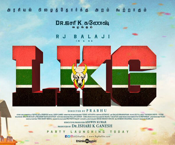 LKG Tamil Movie: Hit or Flop | Story | Budget | Box office Collections | Review Ratings