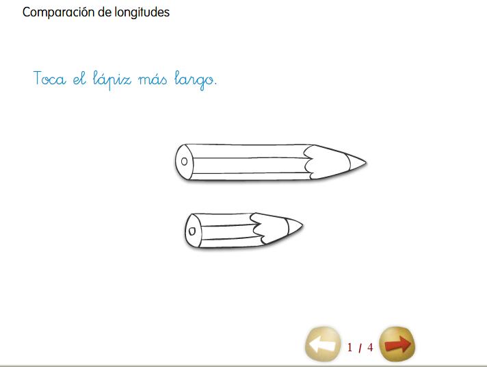 Dibujos Para Colorear Largo Y Corto Imagui