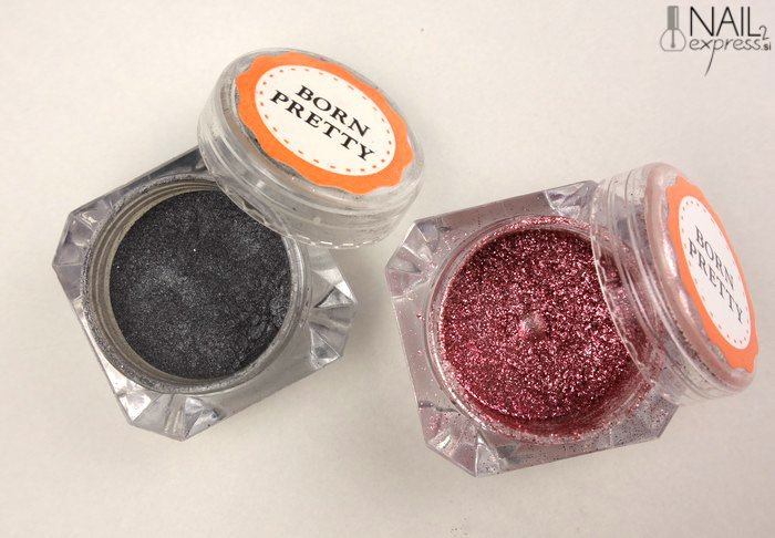 Born pretty store Mirror nail powder_ocena