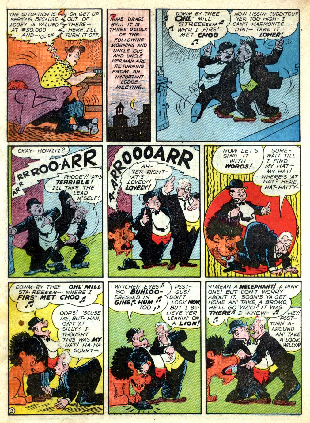 Read online All-American Comics (1939) comic -  Issue #54 - 34