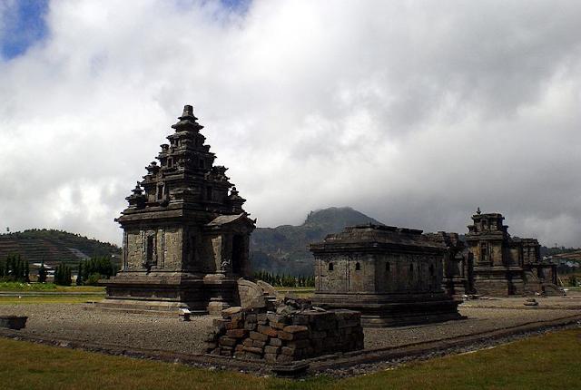 Dieng Plateau Temples