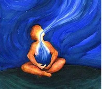Respiración azul