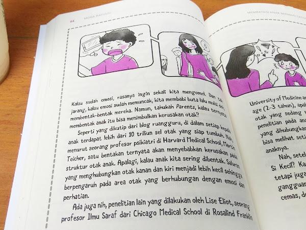 Kisah Mona Ratuliu di Balik Pembuatan Buku Digital Parenthink