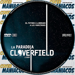GALLETA LA PARADOJA COVERFIELD - THE CLOVERFIELD PARADOX - 2018