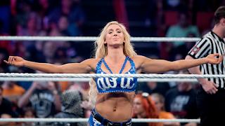 WWE Raw SmackDown Charlotte wrestling brand split
