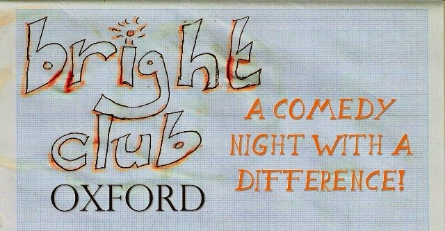 Bright Club Oxford