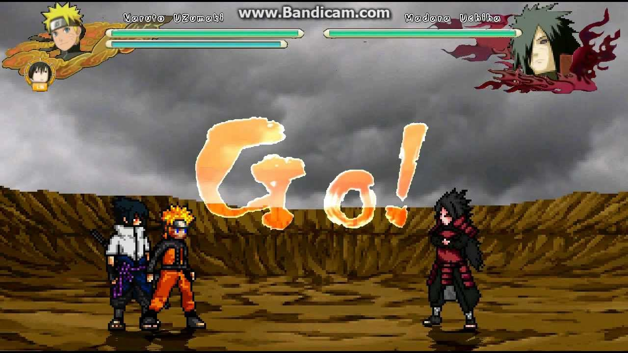 TÉLÉCHARGER NARUTO SHIPPUDEN MUGEN EDITION 2012 HIRES DOWNLOAD