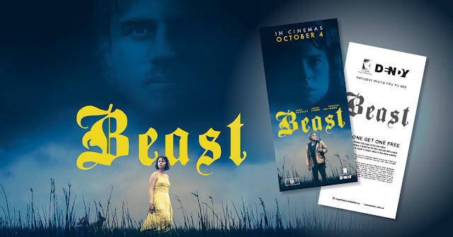Win a double pass to see BEAST