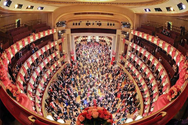 Passeio pelo Ópera House