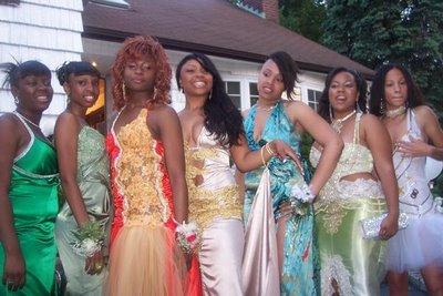 Ghetto bachelorette party