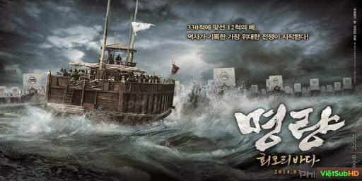 Phim Đại Thủy Chiến VietSub HD | Roaring Currents 2014
