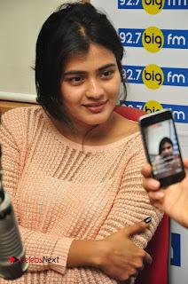 Hebah Patel Tejaswi Madivada Nanna Nenu Naa Boyfriends Movie Song Launch at BIG FM  0004.jpg