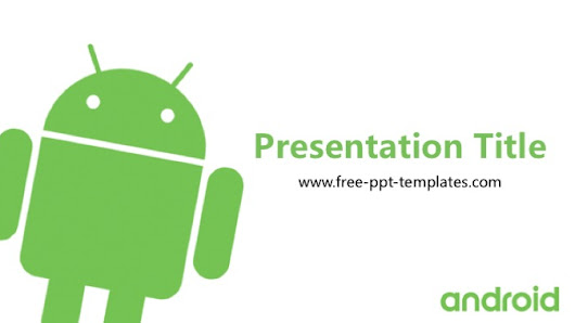 Android 2018 Powerpoint Template Powerpoint Template Description