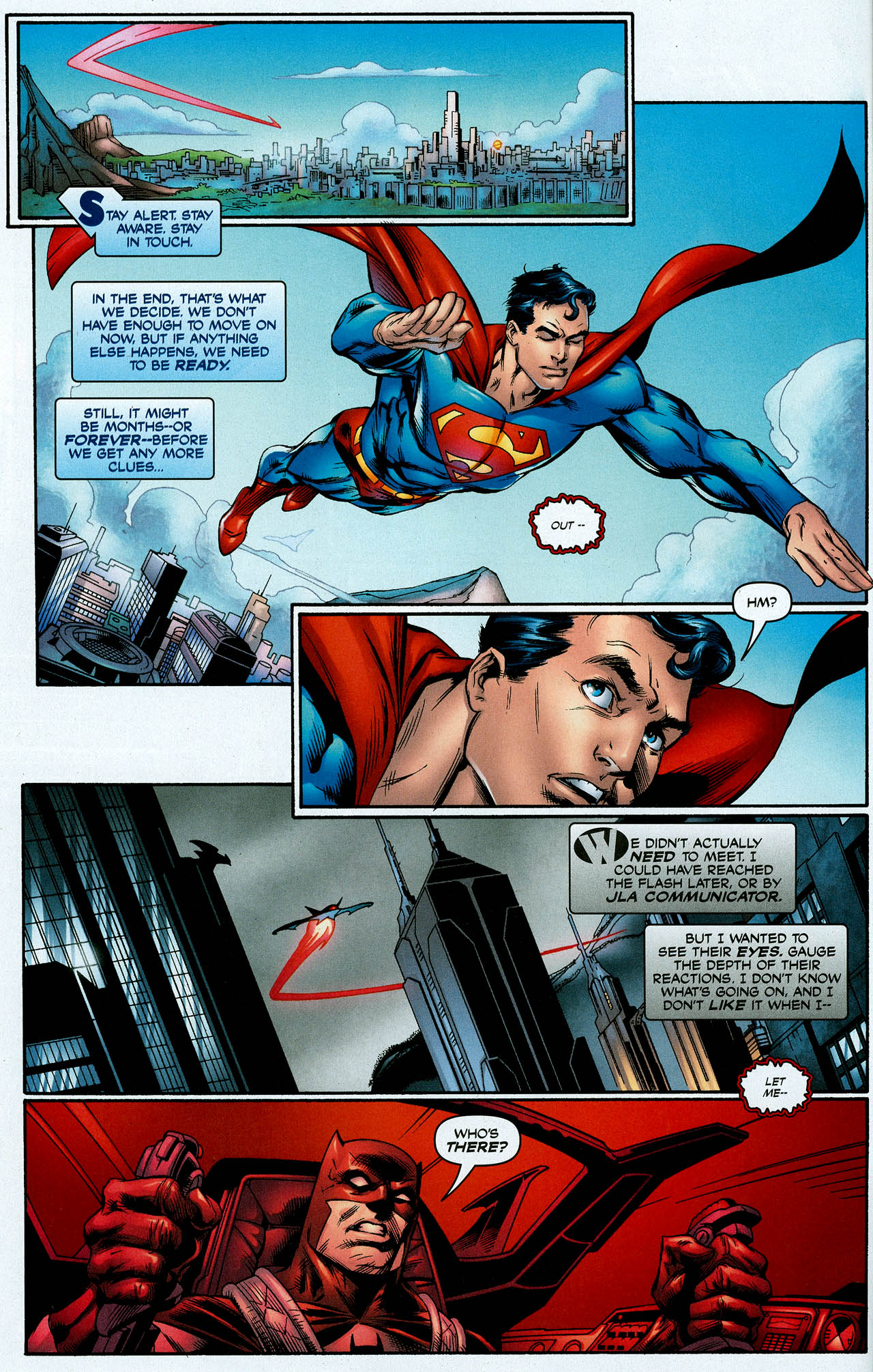 Read online Trinity (2008) comic -  Issue #1 - 18