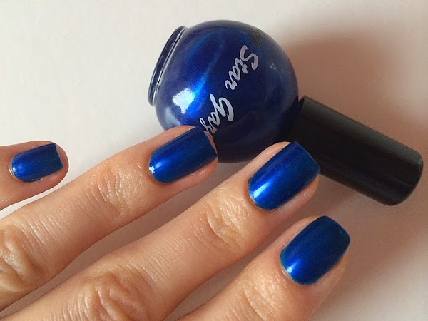 STAR GAZER - UV BLUE (105)