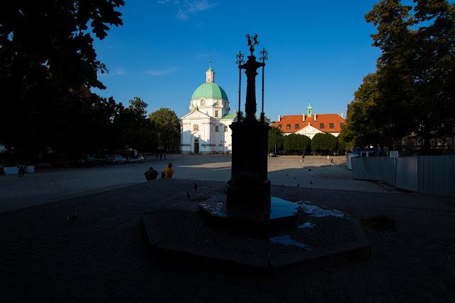 Chiesa delle suore del Santissimo Sacramento-Varsavia