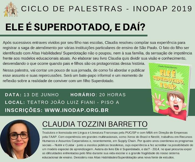 Claudia Tozzini Barretto