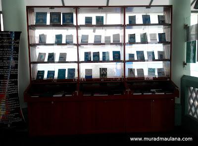Rak Buku Masjid Jamae (Chulia)
