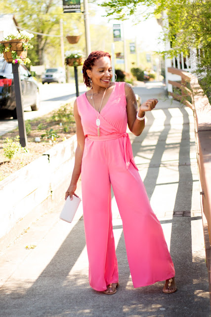 Easy Breezy Jumpsuit - M7577