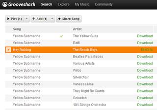 Πώς να γεμίσετε mp3 από το Grooveshark ver. 2