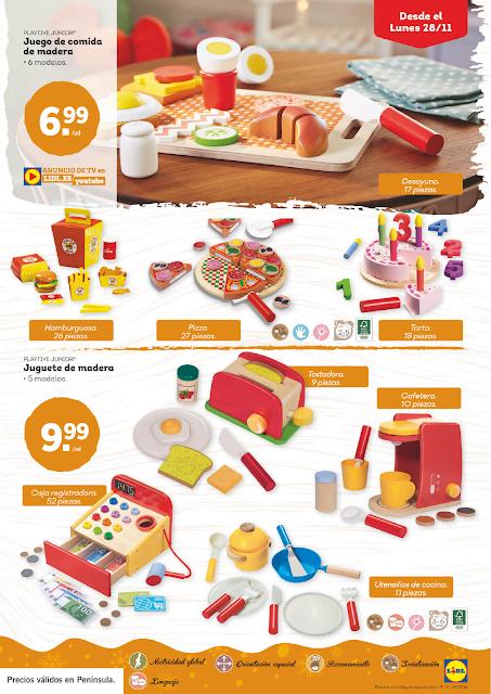 Pequefelicidad lidl juguetes chollo de madera para - Cocina lidl juguete ...