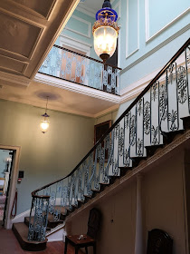The great staircase, Kenwood (2019)