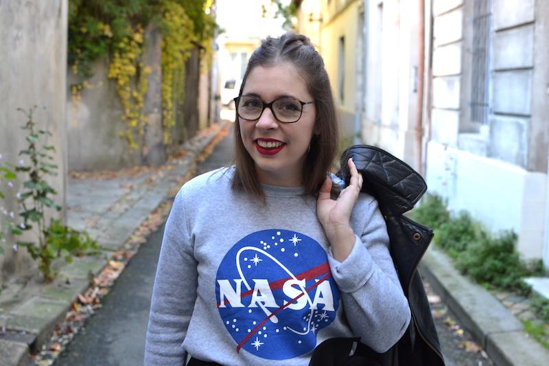 pull NASA sammydress