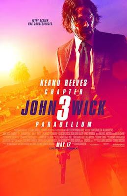 John Wick Chapter 3 – Parabellum 2019 English 720p DVDScr 900MB