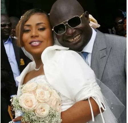 Billionaire Oil Magnate, Ayiri Emami And His Wife Celebrate 8th Wedding Anniversary
