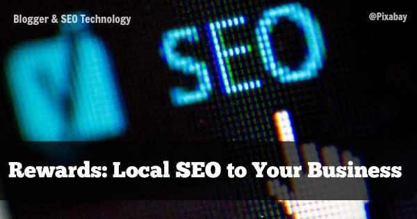 seo for your local business