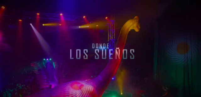 dinosaurios feria del caballo texcoco 2019
