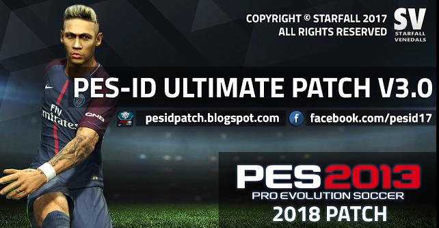 patch 2013 terbaru 2018