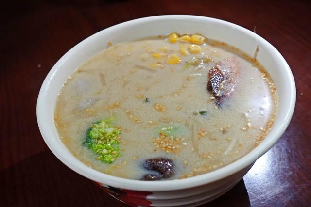 日式味噌拉麵