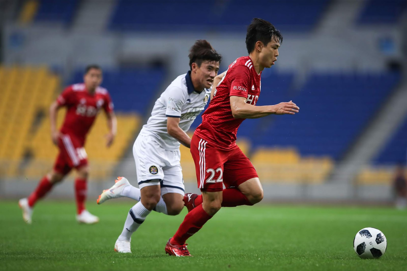 Preview: Busan IPark vs Daejeon Citizen K League 2