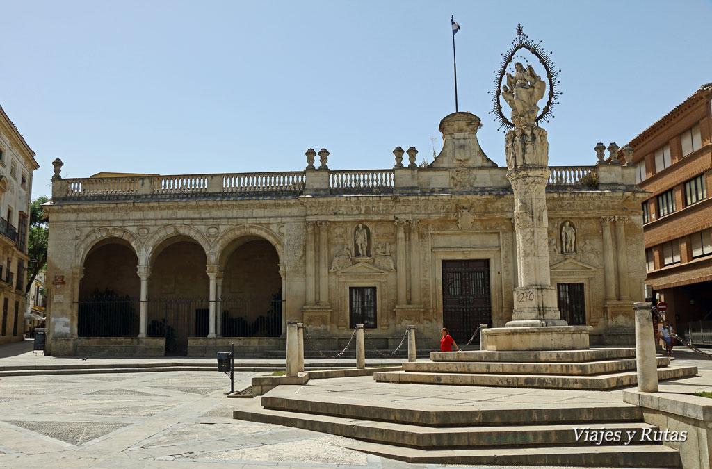 Antiguo ayuntamiento de Jerez