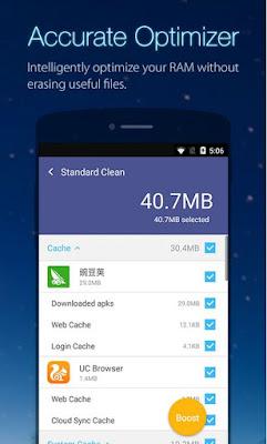 UC Cleaner: Clean Memory 2.1.0.22 Apk