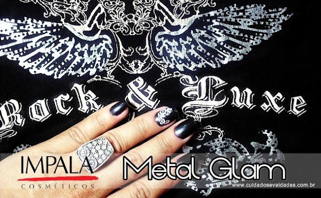 Esmalte Impala Metal Glam