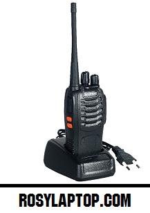 HT Radio Komunikasi BAOFENG  Single Band BF-888S