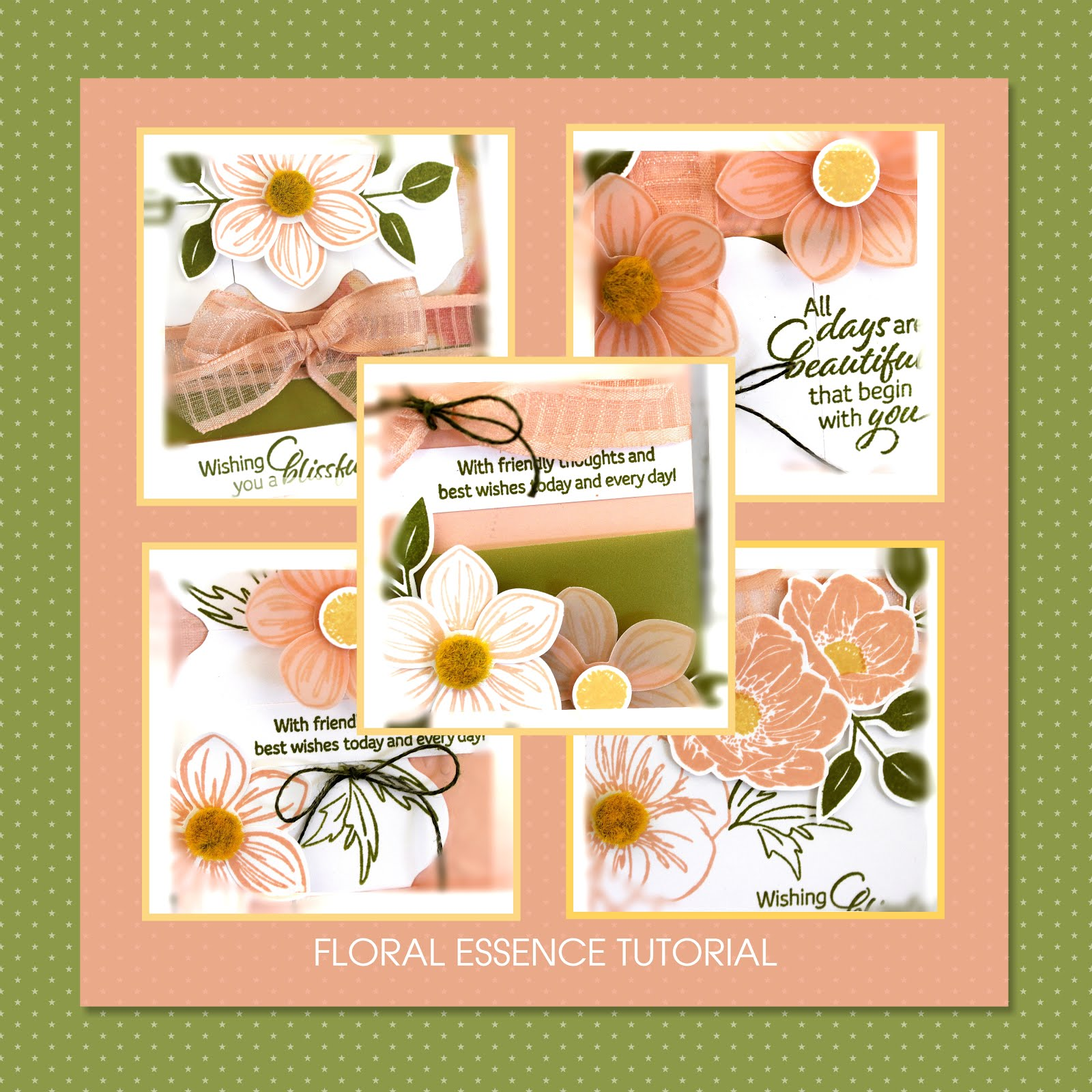 May 2019 Floral Essence Tutorial