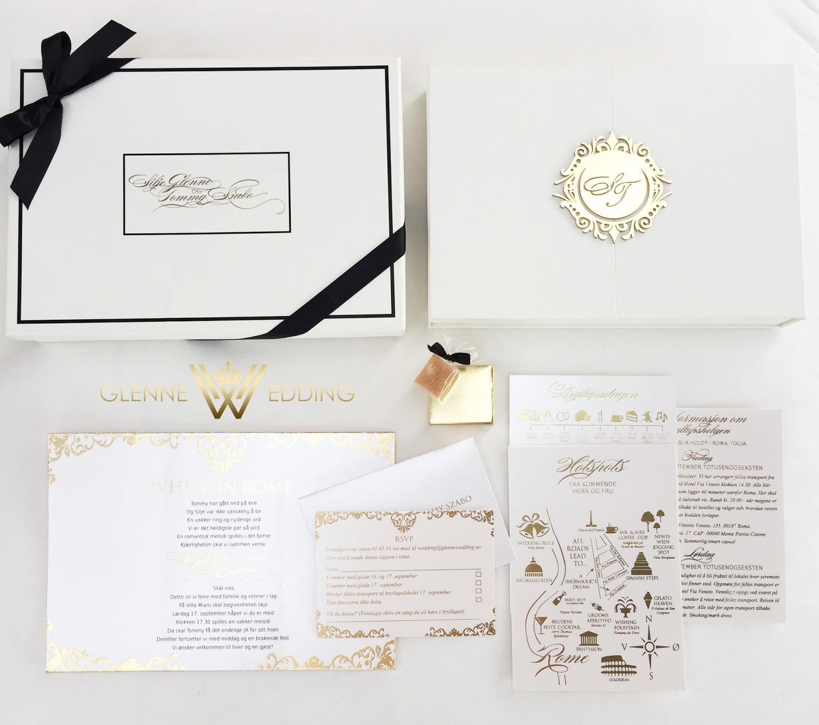 glennewedding bryllupsinvitasjoner tips og inspirasjon