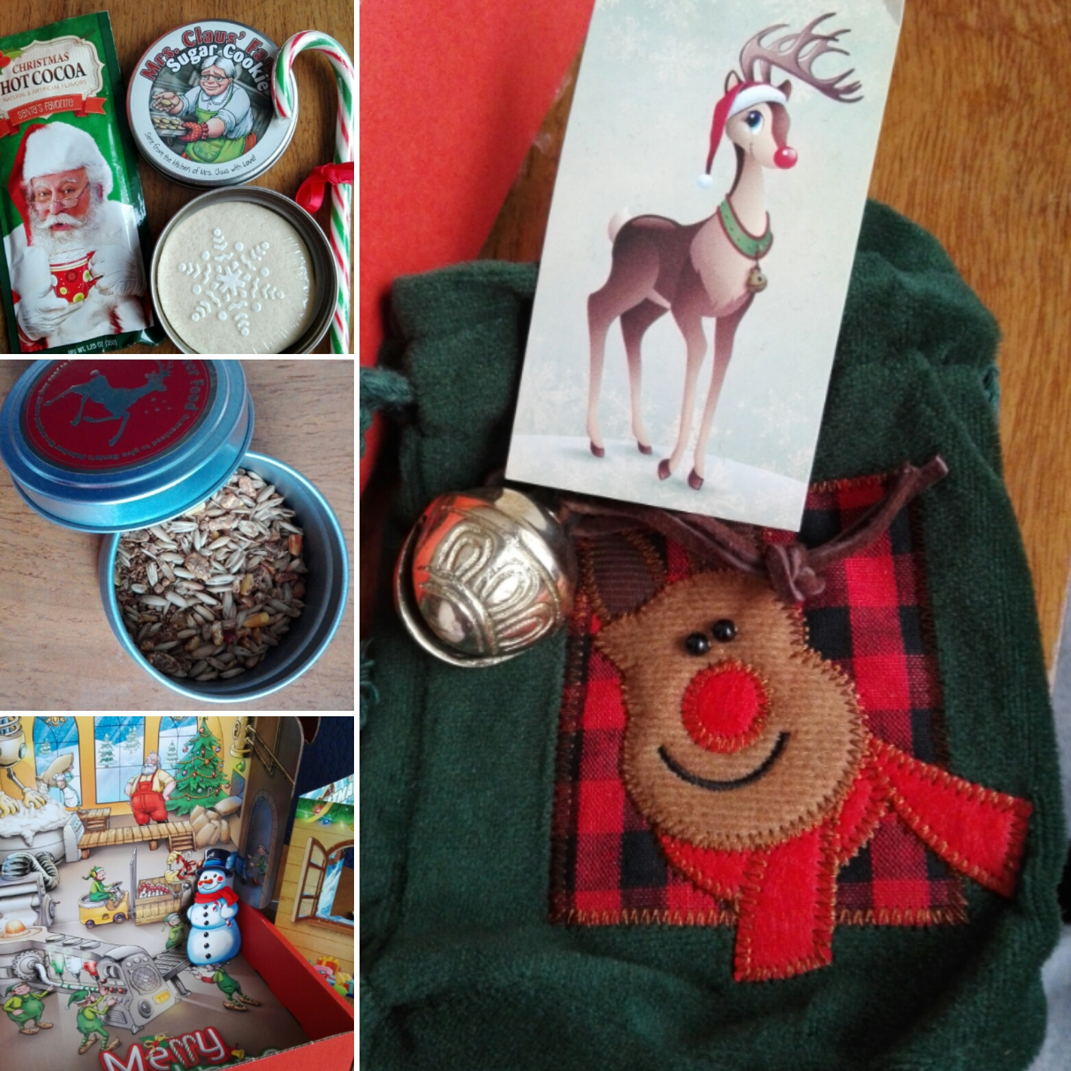 Package From Santa Review By Jessica ShallowMiller  A Package From