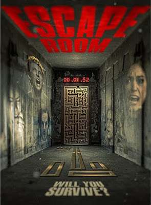 Escape Room 2017 DVD R1 NTSC Latino Line