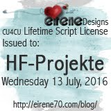 Eirene Designs CU4CU Script License