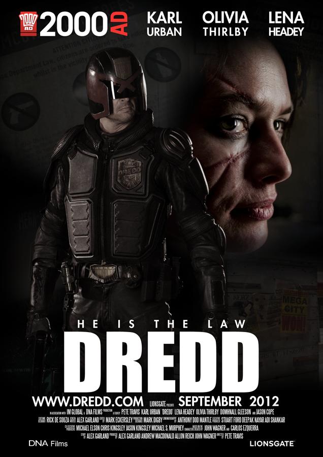 Nonton Film Dredd (2012)