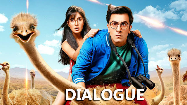 Jagga Jasoos Movie Dialogue | Ranbir Kapoor & Katrina Kaif