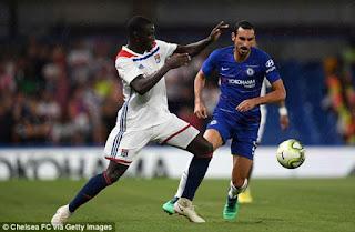 """Video Chelsea - Lyon: """"Đấu súng"""" nghẹt thở, SAO 38 tuổi rực sáng"""