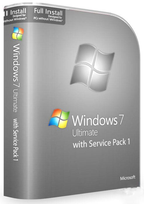 There is no Service Pack 2 for Windows 7, only Service Pack 1.. The first thing you do is download Windows 7 Service Pack 1 to get your system up to a point where you can install updates like the Windows 7 Rollup which can bring your system up to date.